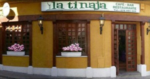 La Tinaja: El Restaurante