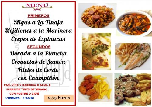 menu 1 del 4