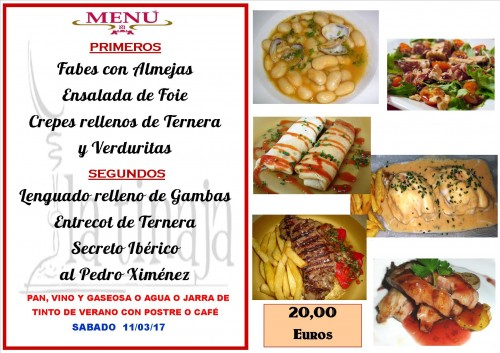 menu del 11 del 3