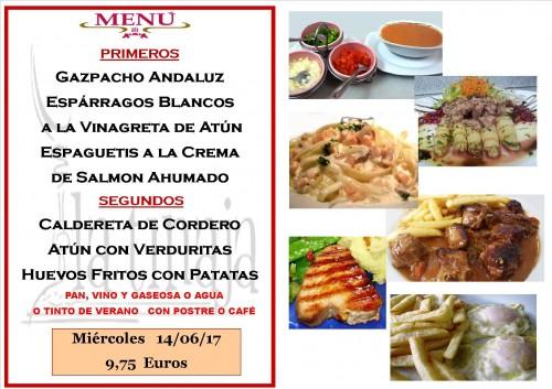 menu 14 del 6