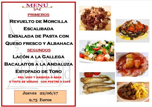 menu 22 del 6
