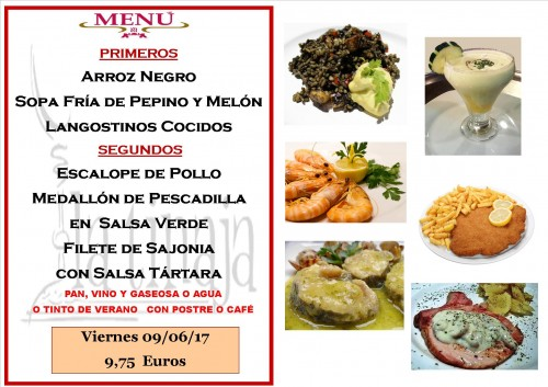 menu 9 del 6