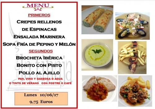 menu 10 del 6