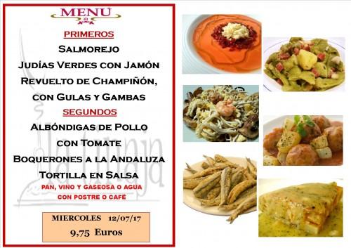 menu 12 del 7