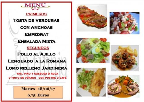 menu 18 del 7