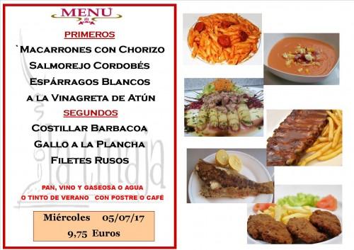 menu 5 del 7