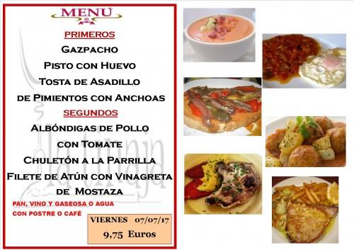 menu 7 del 7