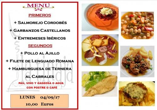 menu 4 del 9