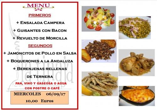 menu 6 del 9