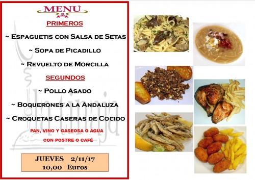 menu 2 del 11
