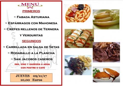 menu 9 del 11