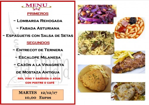 menu 12 del 12