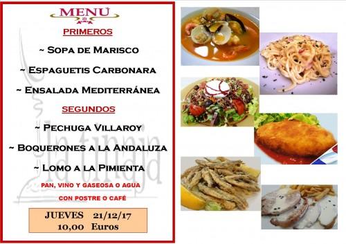 menu 21 del 12