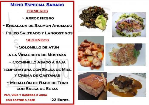 menu 30 del 12