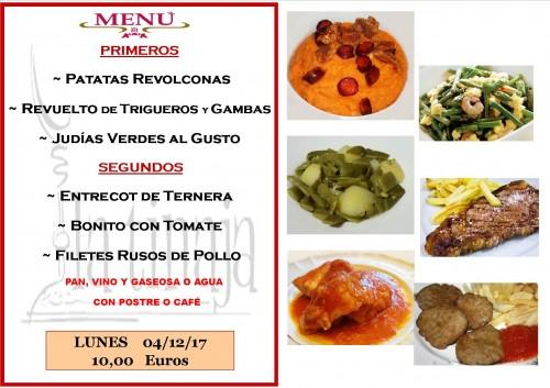 menu 4 del 12