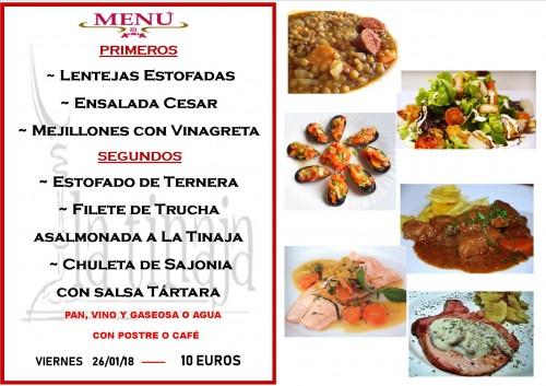 menu 26 del 1
