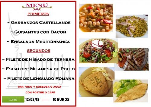 menu 12 del 2