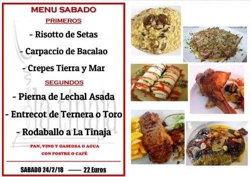menu 24 del 2