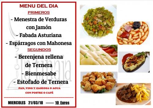 menu 21 del 3
