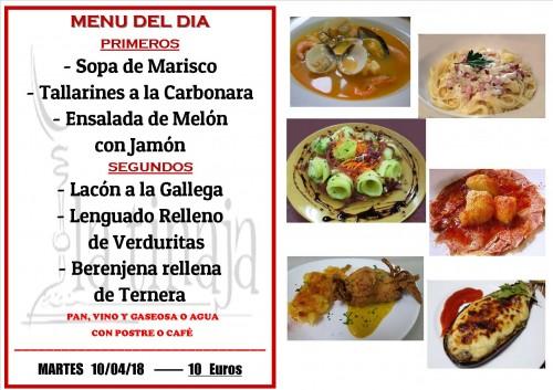 menu 10 del 4
