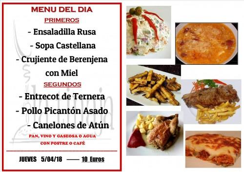 menu 5 del 4