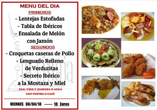 menu 6 del 4