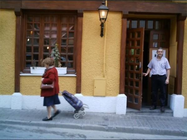 La Tinaja: Puerta